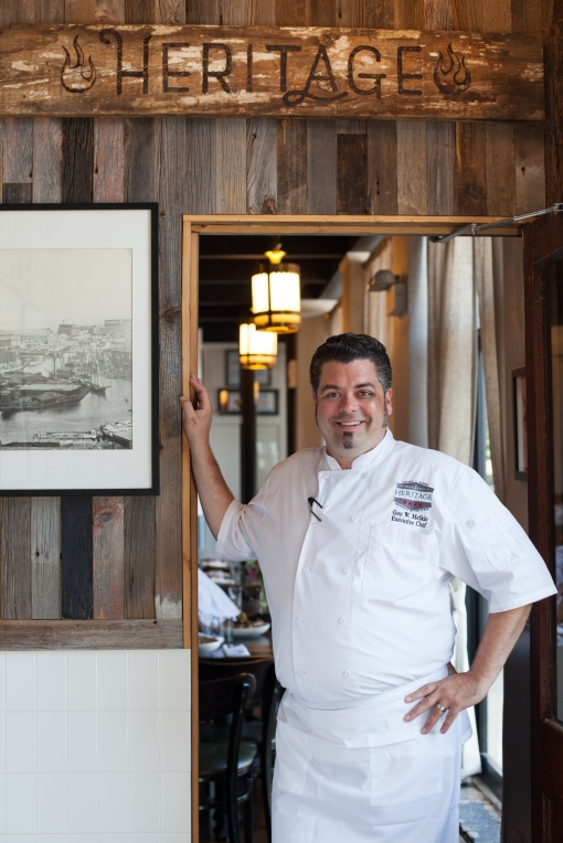 Heritage Restaurant Caviar Bar